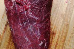 Očištěné maso