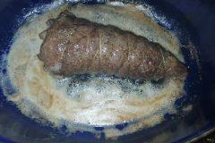 Správně orestované masa